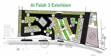 AL FALAH 3 Extension