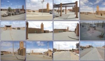 Restructuration du centre Merzouga