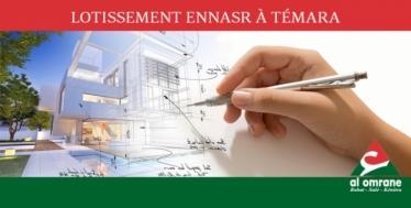 Lotissement Ennasr -Témara-
