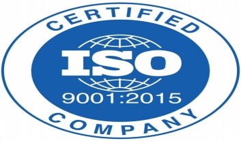 Certification ISO 9001 version 2015